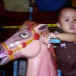 MiRah PLay with HorSe