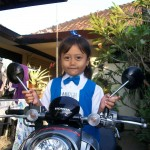 MiRah GayatriDewi with Scoopy